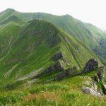 Groppi Camporaghena Monte Alto alpe successo ridge towards pietratagliata