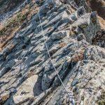 Groppi Camporaghena Monte Alto ridge 2