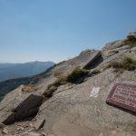 Groppi Camporaghena Monte Alto targa presso passo pietratagliata
