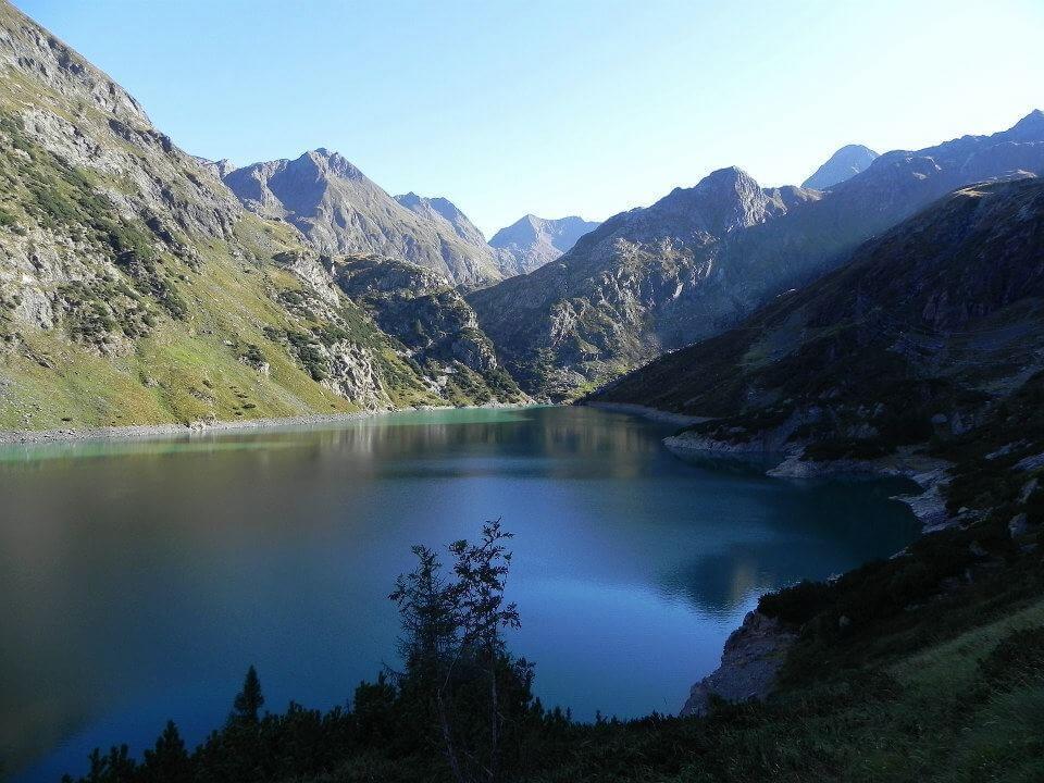 Barbellino Lake