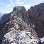 Laurenzi Klettersteig Cresta 3