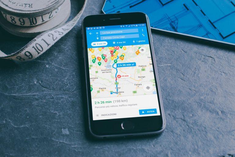 Mappa-Google-con-vie-Ferrate-2