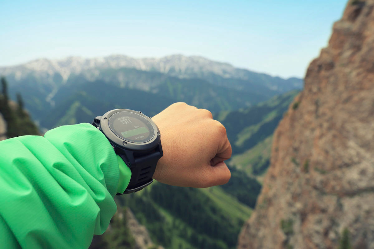 Orologi da trekking