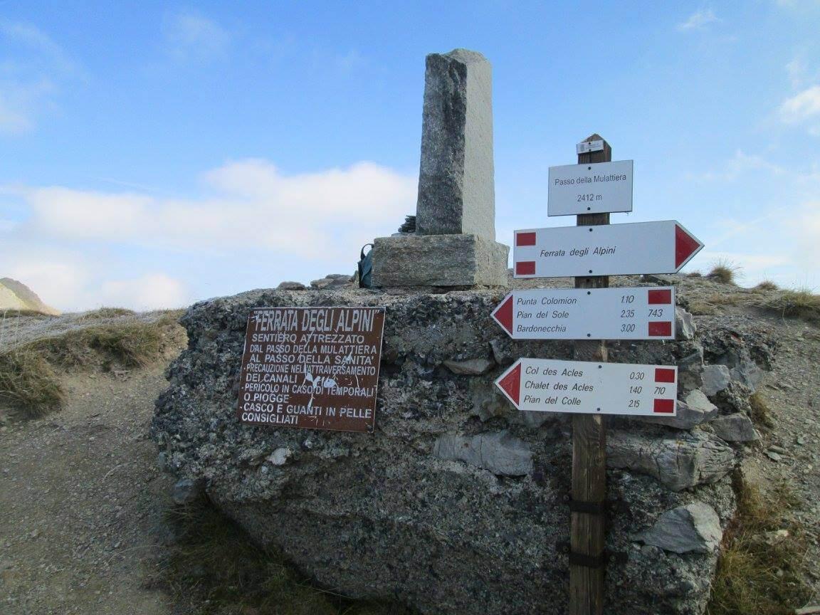 Passo Mulattiera