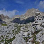 Passo Scalette vallone passo pope