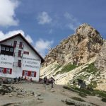 Locatelli Hut