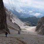 Gully climb without Bidonvia