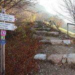 Sentiero Attrezzato Baglioni 1