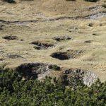 Sentiero Attrezzato Baglioni 11 crateri di guerra