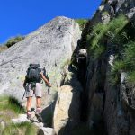 Sentiero Attrezzato Boccalatte Piolti 7