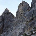 Aided path Bonacosa Saddle Misurina