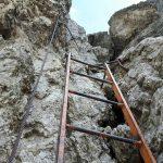 Aided path Bonacosa devil's ladder saddle