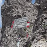 Sentiero Attrezzato Cecilia 1