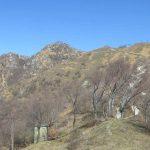 Aided path Cresta Giumenta 10 monte magnodeno