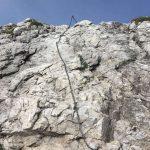 Aided path Cresta Sinigaglia Grignetta 10