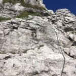 Sentiero Attrezzato Cresta Sinigaglia Grignetta 11