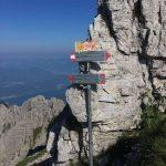 Sentiero Attrezzato Cresta Sinigaglia Grignetta 12