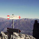 Sentiero Attrezzato Cresta Sinigaglia Grignetta 13