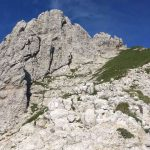 Sentiero Attrezzato Cresta Sinigaglia Grignetta 2