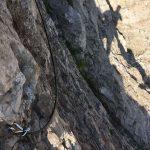 Sentiero Attrezzato Cresta Sinigaglia Grignetta 6