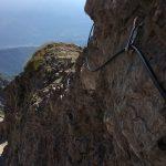 Sentiero Attrezzato Cresta Sinigaglia Grignetta 8