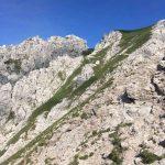Sentiero Attrezzato Cresta Sinigaglia Grignetta 9