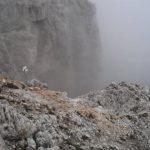 Sentiero Attrezzato Gusella 5 forcella stephen