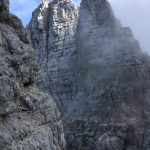 Sentiero Attrezzato Leva 3 terrarossa