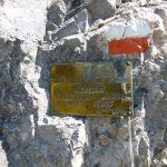 Sentiero Attrezzato Mora Pellegrini 2