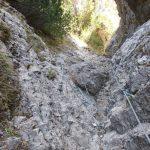 Sentiero Attrezzato Mora Pellegrini 4