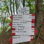 Sentiero Attrezzato Mora Pellegrini 8