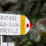 Aided path Moregallo Return to Paolo Eliana