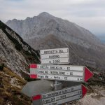 Sentiero Attrezzato Val Scarettone 10 bocchetta giardino