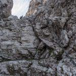 Sentiero Attrezzato Val Scarettone 12 canalino federazione