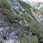 Sentiero Attrezzato Violi3