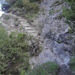 Sentiero Attrezzato Violi4