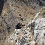 Sentiero Attrezzato Zucco Sileggio 14
