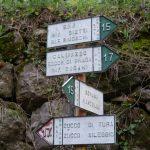 Sentiero Attrezzato Zucco Sileggio 20