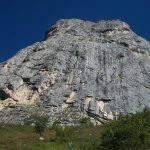 Aided path of the Val Cassina 10 horse stone