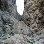 Sentiero Attrezzato della Val Cassina 11 inizio val cassina