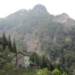 Sentiero Attrezzato della Val Cassina 12 rifugio elisa