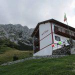 Aided path of the Val Cassina 13 bietti hut