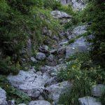 Sentiero Attrezzato della Val Cassina 14 avvicinamento