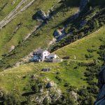 Sentiero Attrezzato della Val Cassina 17 versante releccio