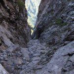 Sentiero Attrezzato della Val Cassina 3 Val Cassina