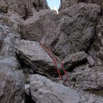 Sentiero Attrezzato della Val Cassina 8 tratti attrezzati
