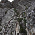 Sentiero Jau Tana 11 scala