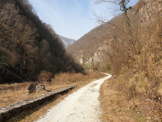 Sentiero Pierino Zuanna Val FRenzela