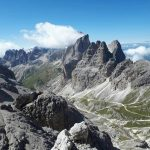 Valle del Vajolet and Catinaccio