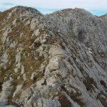 cresta alta via cai pontebba 2